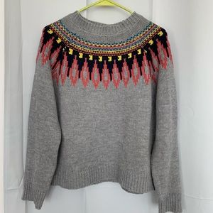 Garage Sweaters - Garage patterned sweater